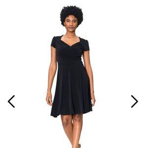 NWT Leota sweetheart A-Line dress